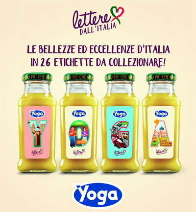 Yoga speciale LettereL