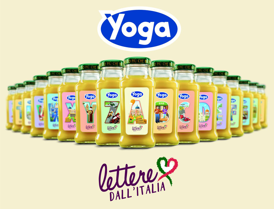 Yoga speciale LettereLa